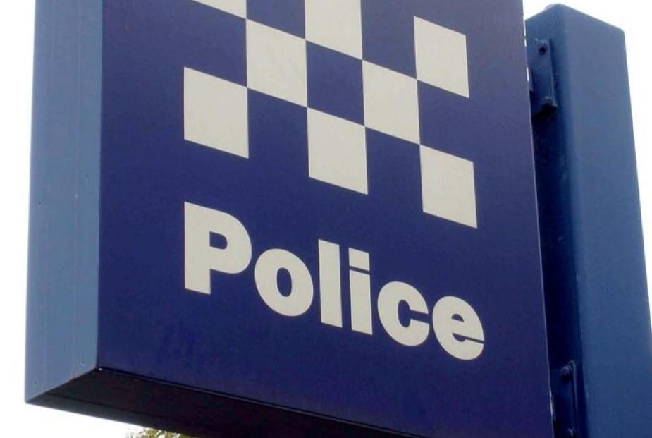 Police Station Flyer